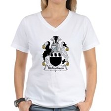 Richardson Family Crest Shirt