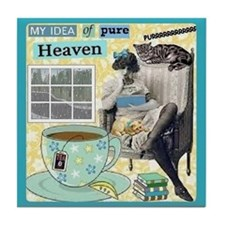 Heaven Tile Coaster