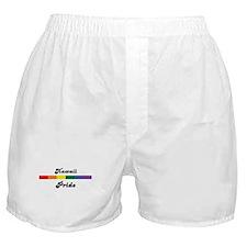 Hawaii pride Boxer Shorts