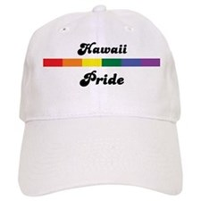Hawaii pride Baseball Cap