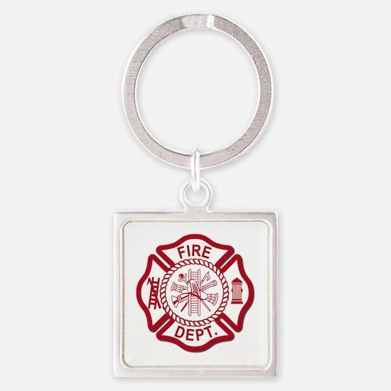Fire Dept Keychains