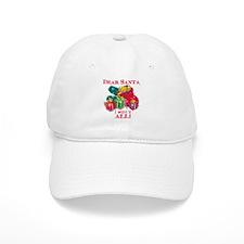 Want It All Santa Baseball Baseball Cap