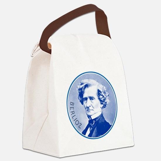 Hector Berlioz Canvas Lunch Bag