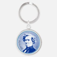 Hector Berlioz Keychains