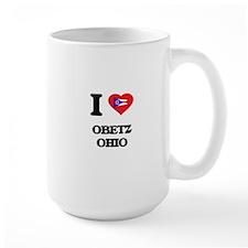 I love Obetz Ohio Mugs