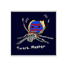 Twerk Master Peacock Spider Sticker