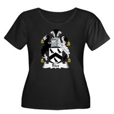 Rice Family Crest T