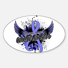 Prostate Cancer Awareness 16 Decal