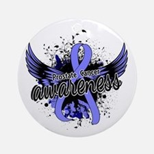 Prostate Cancer Awareness 16 Ornament (Round)