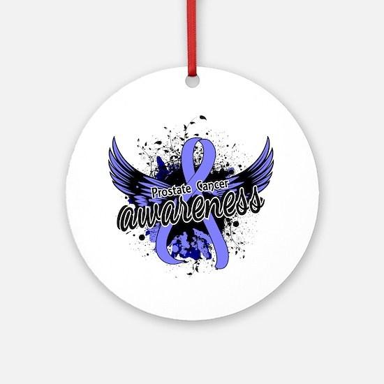 Prostate Cancer Awareness 16 Ornament (Round)