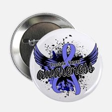 """Prostate Cancer Awareness 1 2.25"""" Button (10 pack)"""