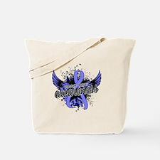 Prostate Cancer Awareness 16 Tote Bag