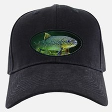 BROWN TROUT Baseball Hat