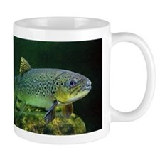 BROWN TROUT Mugs