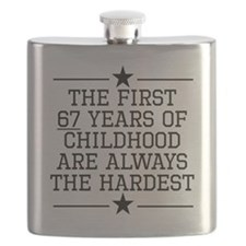 The First 67 Years Of Childhood Flask