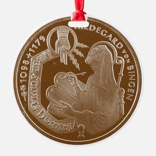 Hildegard von Bingen Ornament