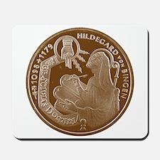Hildegard von Bingen Mousepad