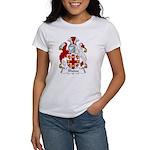 Rhodes Family Crest Women's T-Shirt