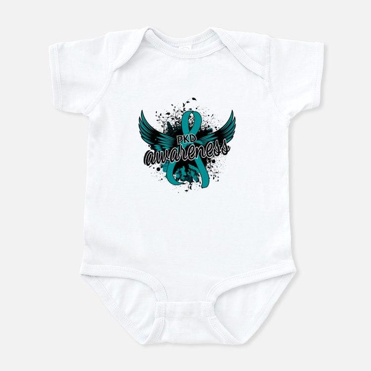 PKD Awareness 16 Infant Bodysuit