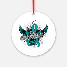 PKD Awareness 16 Ornament (Round)