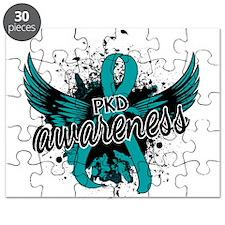 PKD Awareness 16 Puzzle