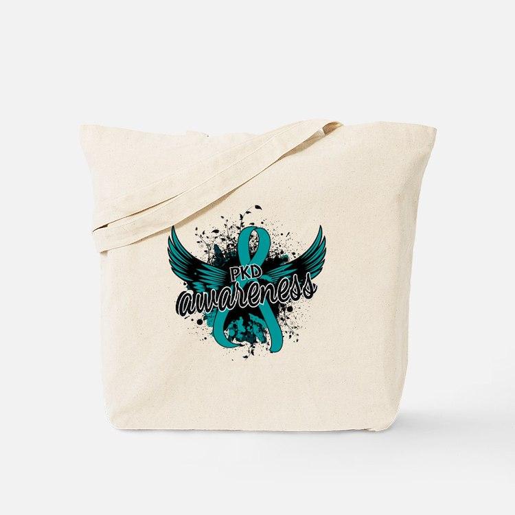 PKD Awareness 16 Tote Bag