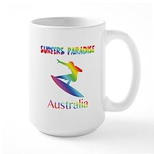 Surfers Paradise Australia Mugs