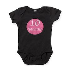 Ten Months Onesie Baby Bodysuit