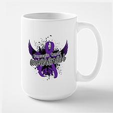 Pancreatic Cancer Awareness 16 Large Mug