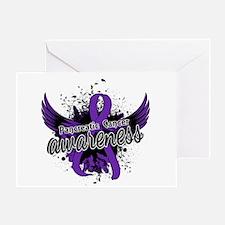 Pancreatic Cancer Awareness 16 Greeting Card