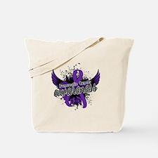 Pancreatic Cancer Awareness 16 Tote Bag