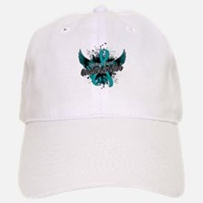 Ovarian Cancer Awareness 16 Baseball Baseball Cap