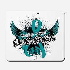 Ovarian Cancer Awareness 16 Mousepad