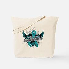 Ovarian Cancer Awareness 16 Tote Bag