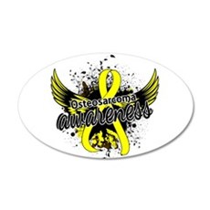 Osteosarcoma Awareness 16 Wall Sticker
