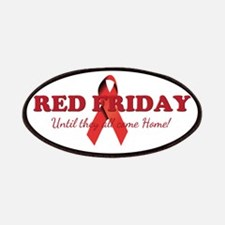 Cute Red friday Patch