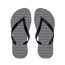 Alloy Stripes Flip Flops
