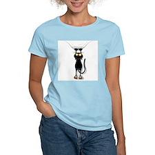 hanging cat 2 T-Shirt
