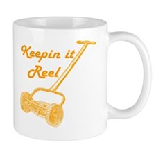 Reel Mower Mug