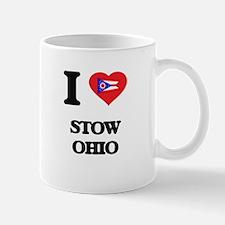 I love Stow Ohio Mugs