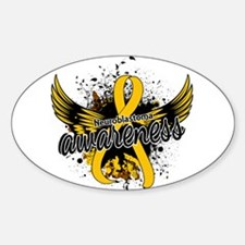 Neuroblastoma Awareness 16 Decal