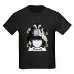 Reynell Family Crest Kids Dark T-Shirt