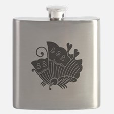 Ageha Butterfly Flask