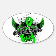 Muscular Dystrophy Awareness 16 Decal