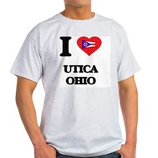 I love Utica Ohio T-Shirt