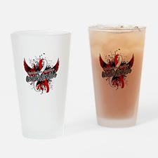 MDS Awareness 16 Drinking Glass