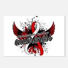 MDS Awareness 16 Postcards (Package of 8)