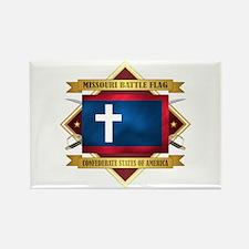 Missouri Battle Flag Magnets