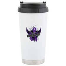 Lupus Awareness 16 Travel Coffee Mug