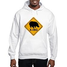 Hippo X-ing Hoodie
